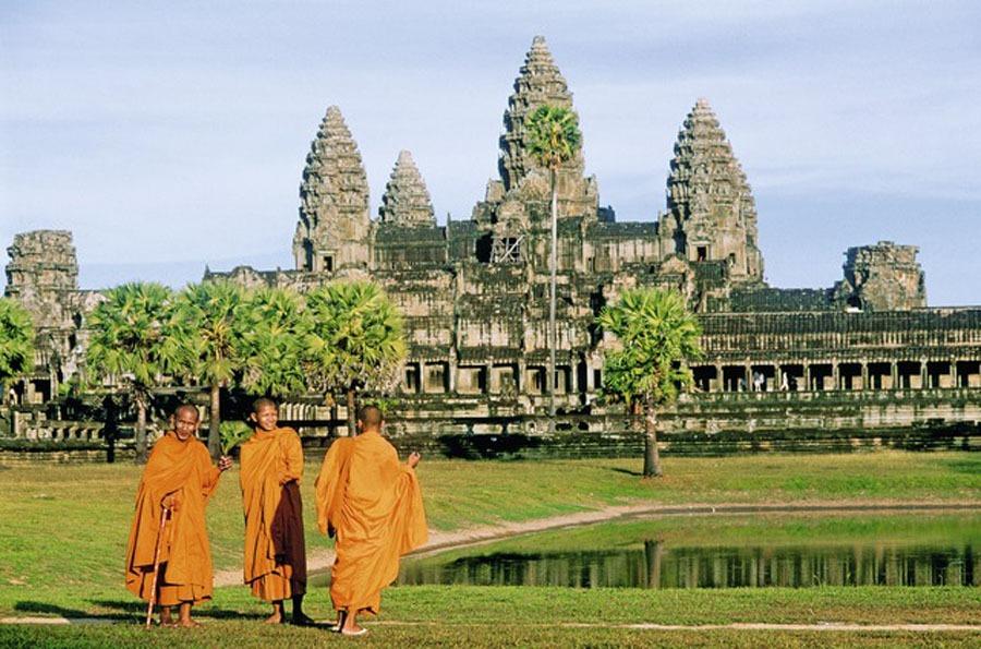 Kambodja kan fa militarhjalp