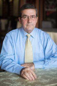 Trifković är utrikesredaktör för den paleo-konservativa tidskriften Chronicles och har också varit chef för Center for International Affairs vid Rockford Insitute. Bland hans böcker märks Profetens svärd, där han redogör för islams historia och lära, som han identifierar som det största hotet mot Västeuropa sedan det Kalla kriget. Foto: Nya Tider