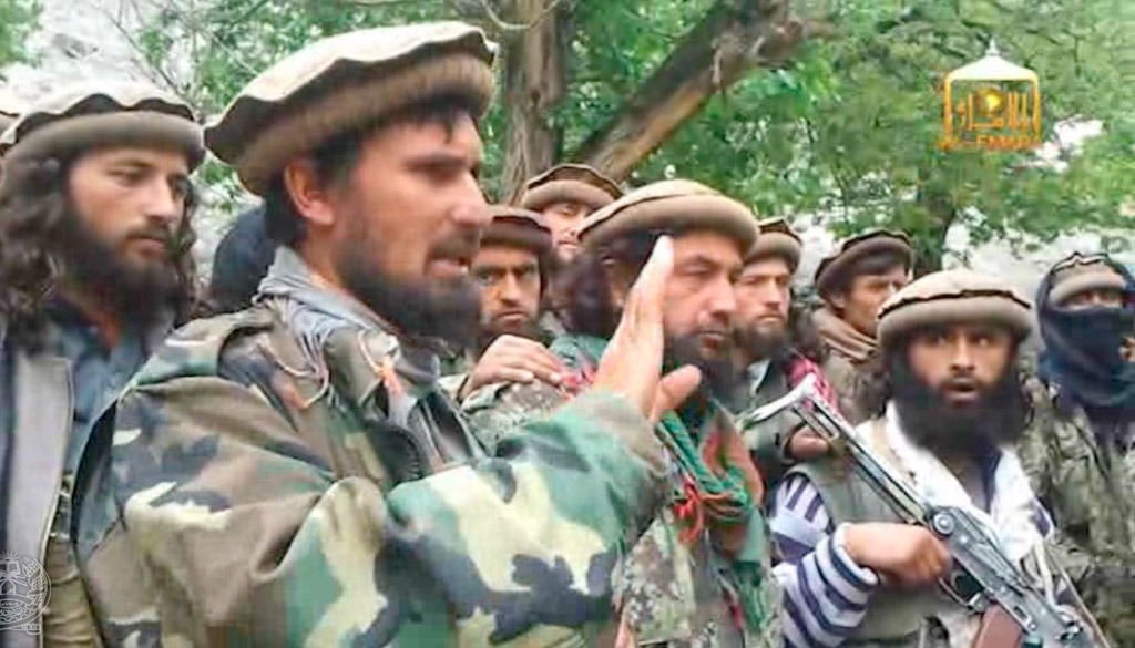 IS etablerar sig i Afghanistan – Strider mot både afghanska armén och  talibanerna
