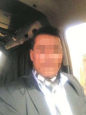 """""""falsk charmknutte"""". Rachid manipulerade sin omgivning och fick folk att tro på hans utsagor. Foto: Privat"""